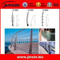 Buy cheap China supplier stainless steel deck railing deck designs product