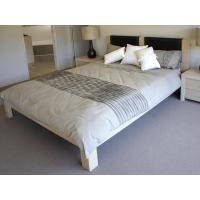 Buy cheap combed yarn pure cotton hotel bedding linen set from wholesalers