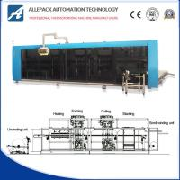 Buy cheap PP / PE / PS Automatic Vacuum Forming Machine Make Plastic Packaging from wholesalers
