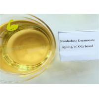 Buy cheap Nandrolone Decanoate 250MG/ML Oil Based Muscle Building Steroids Injectable Anabolic Steroids Deca-Durabolin 250 from wholesalers