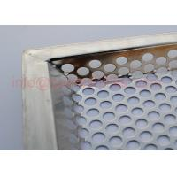 Buy cheap 18x26 Inch Wire Mesh Tray Oven Baking Pan Tray Perforated Big Size from wholesalers