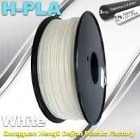 Buy cheap Multi-color PLA Filament 1.75mm , 3D Printer Filament 1.0kg Net Weight from wholesalers