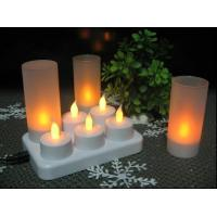 Buy cheap Rechargeable LED Candles Light from wholesalers