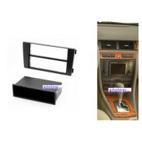 Buy cheap 2 Din Car Radio Fascia for Audi A6 Allroad Stereo Trim Installation Kits from wholesalers
