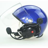 Buy cheap Paramotor helmet with full headset GD-C Blue from wholesalers