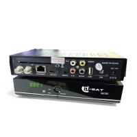 Buy cheap Nagra 3 GPRS LAN Internet sharing Combo ISDB-T & DVB-S2 Sat Receiver decoder from wholesalers