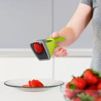 Buy cheap One touch automatic deluxe vegetable slicer from wholesalers