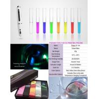 Buy cheap Nontoxic Premium Ink - Color-changing 3D Pen Ink refills UV Light cured resin Glow in dark from wholesalers