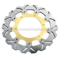 Buy cheap XJR 1300 Motorcycle Brake Disc Disk Brakes Yamaha XVS 1300 CNC Aluminium Alloy product