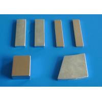 Buy cheap Rectangular Bar Sintered Ndfeb Magnet , Block Magnet for Disc Drives from wholesalers