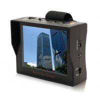"""Buy cheap Portable 3.5"""" TFT LED Audio Video Security Tester CCTV Camera Test Monitor from Wholesalers"""