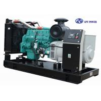 Buy cheap 6 Cylinder 350kVA Diesel Backup Generator , Electric Cummins Generator Set from wholesalers
