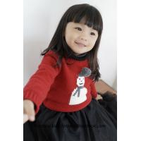 Buy cheap Etonzoe Kids Woolen Sweater Girls Lovely Sweaters Children Clothing from wholesalers