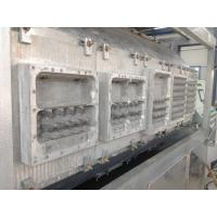 Buy cheap High Precision Pulp Egg Box Making MachineInsulation With Servo Motor Control from wholesalers