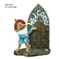 Buy cheap Polyresin Decorative Gnome Figurine (D29-10017) from wholesalers