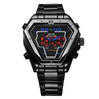 Buy cheap WEIDE Sports watch multifunction travel watch Men LED Luminous Analog Digital watches from wholesalers