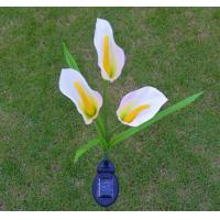 Buy cheap Solar Flower Lights - Outdoor Waterproof LED Flowers Calla Lily for Garden, Path, Landscape, Patio, and Lawn from wholesalers