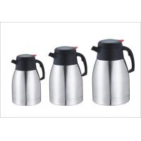 Buy cheap stainless steel vacuum coffee pot, 1.2L/1.5L/2.0L, insulation to keep hot/cold from wholesalers