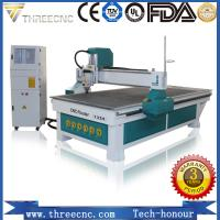 China Sales promotion wood design cnc machine price nonmetal cutting and engraving TM1325A, THREECNC on sale
