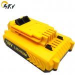 Buy cheap 18V Li-ion power tool battery FMC687L PCC680L PCC685L LBX20 LBXR20 for Stanley Fatmax Fmc687l-Xj from wholesalers