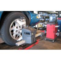 Buy cheap wheel alignment machine with CE from wholesalers