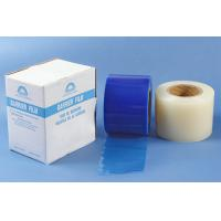 Buy cheap Moisture Proof Disposable Hygienic Products Transparent Blue Plastic Protection Film from wholesalers