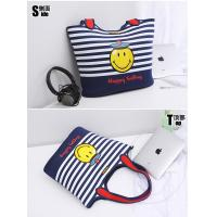 Buy cheap large roomy 3.5mm neoprene shopping bag for laptop sundries and hand bag,inner Extra Pockets for Accessories product