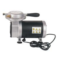 Buy cheap Portable mini Membrance Air Compressor 1/2 HP And Low Pressure Spray Gun 472 Series from wholesalers