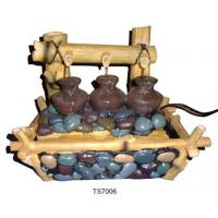 Buy cheap Polyresin Tabletop Fountain from wholesalers
