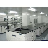 Buy cheap Steel Structure School Chemistry Lab Furniture Phenolic Resin Worktop / Workbench from wholesalers