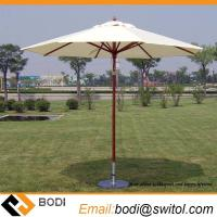 Buy cheap High Quality Outdoor Large Garden Heavy Duty Offset Patio Umbrellas from wholesalers