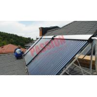 Buy cheap High Efficiency Evacuated Heat Pipe Solar Collector 20 Tubes Heating Collector from wholesalers