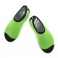Buy cheap Outdoor Air Mesh Swim Shoes Soft Sole Comfortable Gym Mesh Aqua Shoes from wholesalers