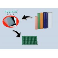 Buy cheap High Strength Polystyrene Matte Transparent Plastic Sheet Roll For Industrial from wholesalers