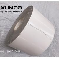 Buy cheap Similar with Densolen Butylen R 20 series white color outer wrapping tapes EN 12068 standard from wholesalers