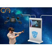 Buy cheap Virtual Reality Video Games Machine , 800W Virtual Reality Motion Simulator from wholesalers