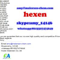 Buy cheap Medical Hexen Research Chemicals Crystal CAS 18410-62-3 Cool / Dry factory price Purity 99% huge stock safe shipment from wholesalers