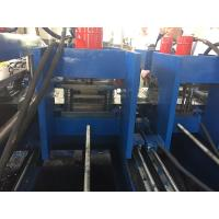 Buy cheap Cold Rolled Steel 11Kw Cable Tray Making Machine Servo Feeding 10 Meters / Min from wholesalers