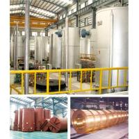 Buy cheap Copper Strips Bell Type Annealing Furnace 2700mm Loading Height from wholesalers