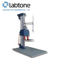 Buy cheap IEC68-2-27 Packaging Drop Test Machine With Drop Height 300 - 2000 mm Free Fall Drop from wholesalers