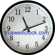 Buy cheap analog wall clocks for hopital building  or commercial office building or school building from wholesalers
