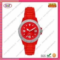 Buy cheap 2012 Latest Silicone Ice Watch For Men And Women from wholesalers