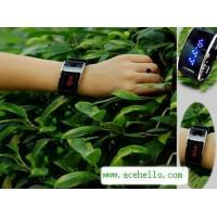 Buy cheap Armani LED mirror watch hot selling from wholesalers