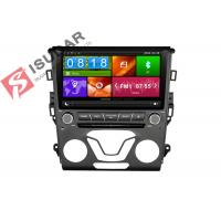 Buy cheap 256MB 9 Inch Touch Screen Car Stereo , Ford Car DVD Player IPOD 3G TPMS DVR from wholesalers