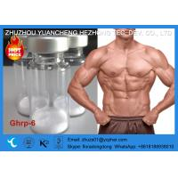 Buy cheap Ghrp6 Pralmorelin Ghrp-6 with Effective Delivery 87616-84-0 for Bodybuilders from wholesalers