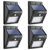 Buy cheap Wireless Waterproof Outdoor  Motion Sensor Wall Lights 16 LED for Garden from wholesalers