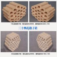 Buy cheap Low Creep Checker Brick High Alumina Fire Resistant Brick on Whlole Sale from wholesalers