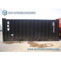 Buy cheap Professional 20 Feet 29000L Asphalt Tank Trailer With Heating System from wholesalers