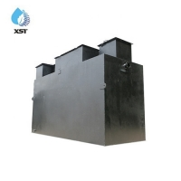 Buy cheap XST Industrial 50m³/d MBR Wastewater Treatment Equipment from wholesalers