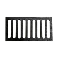 Buy cheap B2040G Drain grating cover suppliers of ductile cast iron sewage grid drainage channel grate longlife 200x400x20mm from wholesalers